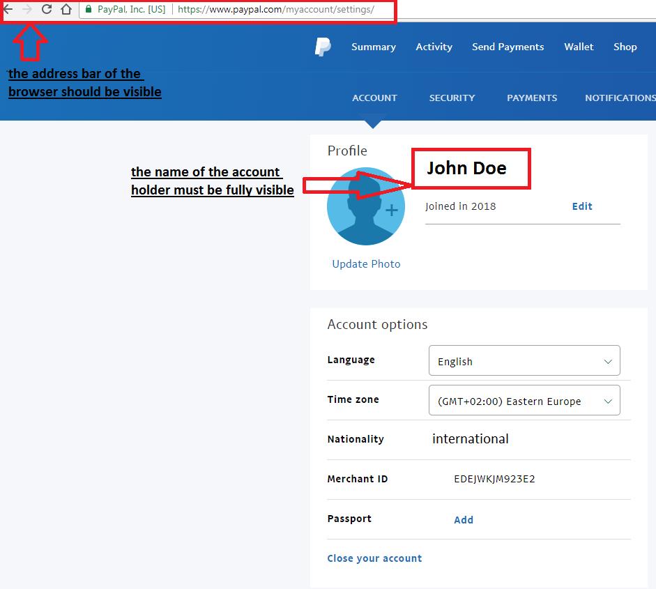 покупка аккаунтов paypal в darknet гирда
